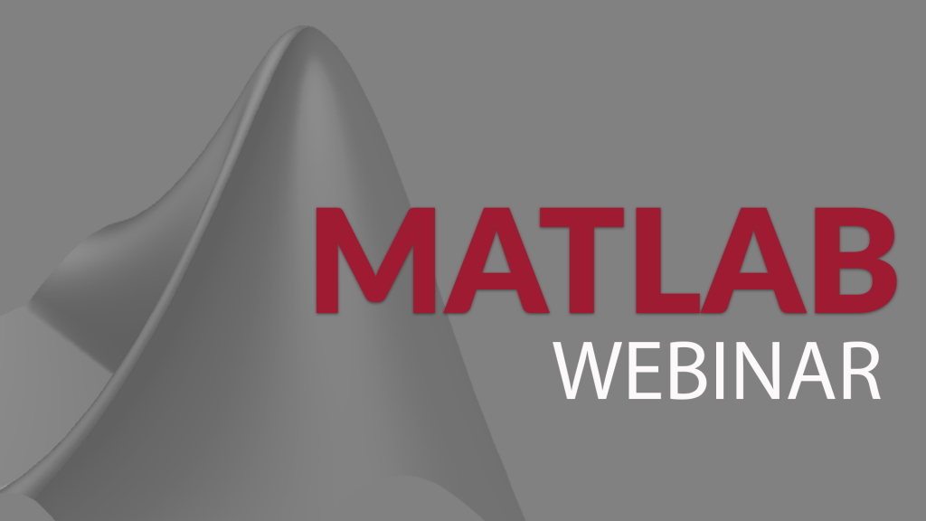 matlab webinar