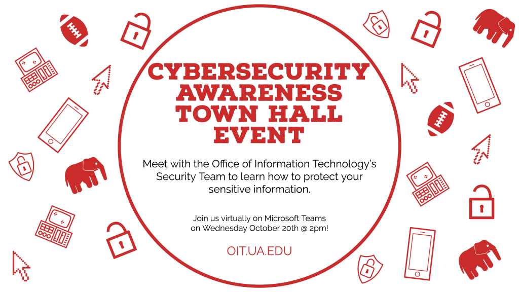 cybersecurity town hall